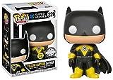 Funko 21857 - Dc Super Heroes Pop Vinyl Figure 220 Yellow Lantern Batman - Exclusive