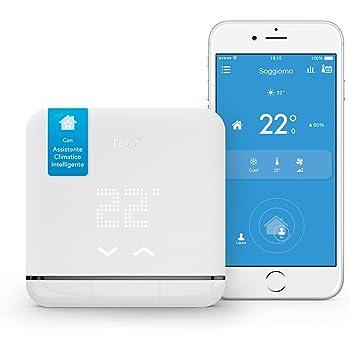 Tado V2 Climatizzazione Intelligente, Assistente Climatico per il Tuo Condizionatore, Wi-Fi, Compatibile con Amazon Alexa, Google Assistant & IFTTT