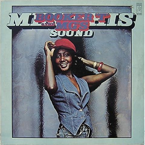 Booker T & The MG's - Memphis Sound - Stax - STX (1037 Vinyl)