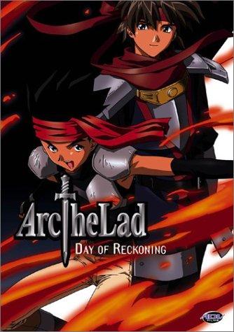 Preisvergleich Produktbild Arc the Lad: Day of Reckoning [DVD] [Import]