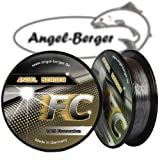 Angel Berger FC 100% Fluorocarbon super strong (0.35mm / 7.10Kg / 30m)
