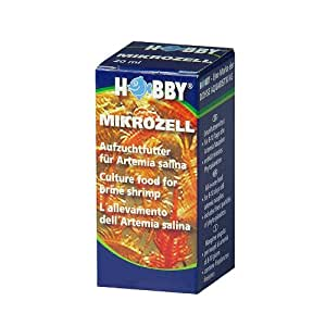 Hobby Mikrozell, Artemia Futter, 240 ml