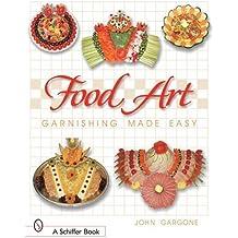 Food Art: Garnishing Made Easy