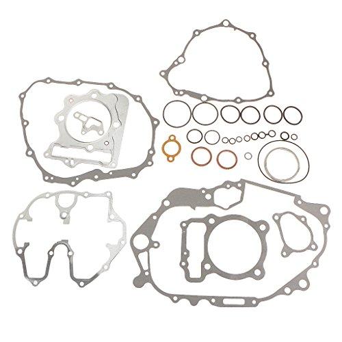 Generic Accesorio Veicolo Guarnizione Kit Acciaio Per Honda TRX Trx400ex 400ex 1999-2004