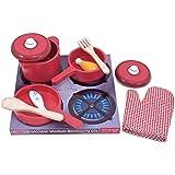Hölzernes Küchenzubehör für Kinder