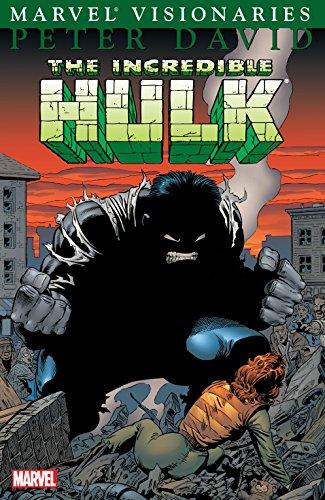 Image of Hulk: Visionaries - Peter David Vol. 1 (Incredible Hulk (1962-1999))