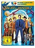 Nachts im Museum 2 (+ Rio Activity Disc) [2 DVDs]