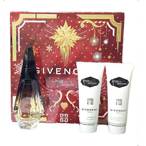 Ange Ou Demon Eau De Parfum + Silk Body Veil + Delicate Bath Gel