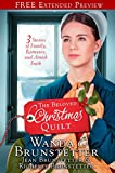 The Beloved Christmas Quilt (Free Preview): Three Stories of Family, Romance, and Amish Faith (English Edition)