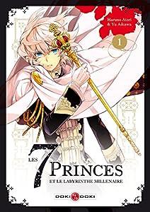 Les 7 Princes et le labyrinthe millénaire Edition simple Tome 1