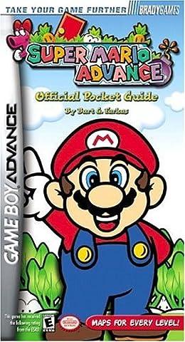 Super Mario Advance Official Pocket Guide