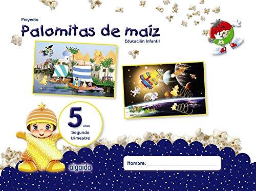Proyecto Palomitas de maíz. Educación Infantil. 5 años. Segundo Trimestre por María Dolores Campuzano Valiente