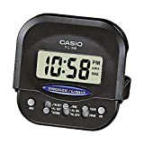 Casio Wake Up Timer - Digital Alarm Clock - PQ-30B-1EF