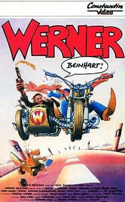 Werner - Beinhart [VHS]