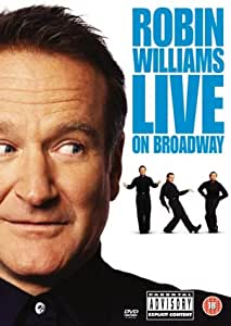 Robin Williams - Live on Broadway [DVD]
