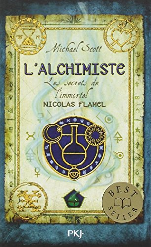 1. Les secrets de l'immortel Nicolas Flamel (1) par Michael SCOTT