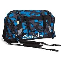 ergobag Sporttasche Dufflebag Kinder Satch SAT-DUF-001 Blue Triangle