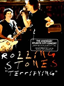 Rolling Stones - Terrifying/The Legendary Atlantic City Concert 1989