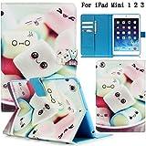 iPad Mini Case, iPad Mini 1/2/3 Case, Newshine [Perfect Fit] PU Leather Magnetic