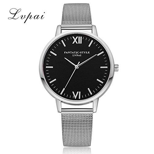 Uhren Damen Sportuhr Frauen Quarz Armbanduhr Uhr Damen Kleid Geschenk Uhren Retro Armbanduhr Mode Uhrenarmband Watch PU Lederband Watch,ABsoar