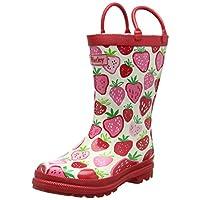 Hatley Rainboots -Strawberry Sundae, Girls' Rain Boots