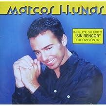 Marcos Llunas (incluye su exito Sin Rencor, Eurovision 1997)