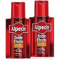 Alpecin Doble Efecto Champú Cafeína, Champú anticaída y anticaspa ...