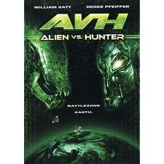 AVH: Alien vs Hunter by William Katt