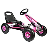 Best Go Karts - bopster - Pedal Go Kart with Inflatable Tyres Review