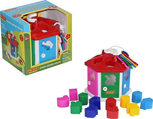polesie 6011 Play House in Box