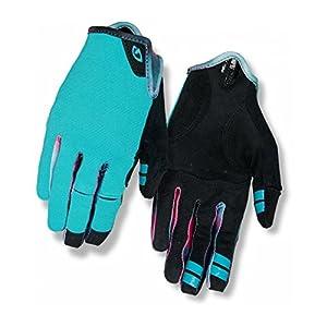 Giro La DND Damen Fahrrad Handschuhe Kurz türkis grün 2019