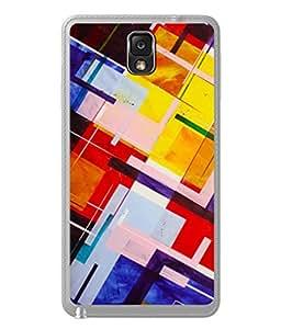 99Sublimation Designer Back Case Cover for Samsung Galaxy Note 3 :: Samsung Galaxy Note Iii :: Samsung Galaxy Note 3 N9002 :: Samsung Galaxy Note 3 N9000 N9005 (image much more parralel )