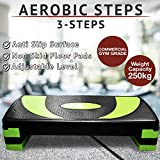 Best Aerobic Steppers - Adjustable Aerobic Stepper Board Review