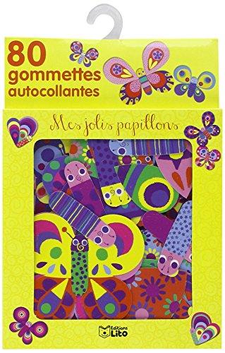 Ma Boite à Gommettes : Mes Jolis Papill...