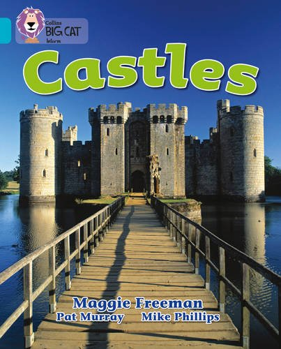 Collins Big Cat - Castles: Band 07/Turquoise