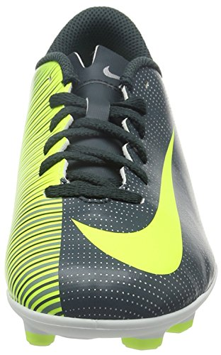Nike Unisex-Erwachsene 852494-376 Fußballschuhe Schwarz (Seaweed/volt/hasta/white/mtlc Silver)