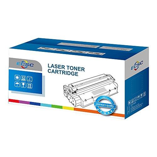 ECSC Kompatibel Toner Patrone Ersatz für Samsung ML-1660 ML-1665 ML-1670 ML-1675 ML-1860 ML-1865 ML-1865W SCX-3200 SCX-3205 SCX-3205W MLT-D1042S (Schwarz)