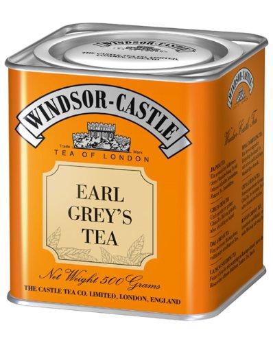 Windsor-Castle Earl Grey´s Tea Blech-Dose – Sonderangebot wegen M.H.D.