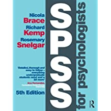 SPSS for Psychologists: Fifth Edition