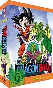 Dragonball - Box 5/6 (Episoden 102-122) [4 DVDs]