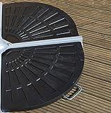 Bentley Garden - Sonnenschirm-Ständer-Gewichte - 2 Segmente