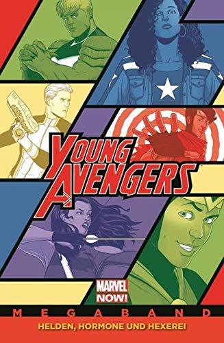 Young Avengers: Megaband 1: Helden, Hormone und Hexerei (Young Avengers 1)