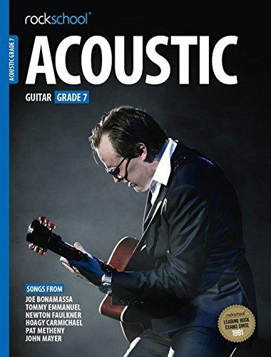 ROCKSCHOOL ACOUSTIC GUITAR   GRADE 7