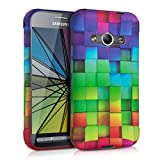 kwmobile Hülle für Samsung Galaxy Xcover 3 - TPU Silikon