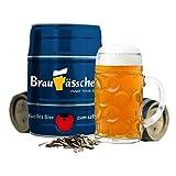 Festbier Bierbrauset von Braufässchen | Geschenk für Männer | In 7 Tagen 5 Liter Bier brauen | Zum selber brauen und als Biergeschenk -