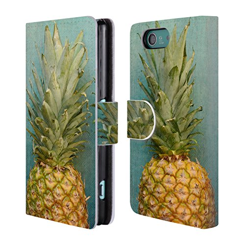 official-olivia-joy-stclaire-pineapples-tropical-leather-book-wallet-case-cover-for-sony-xperia-z3-c
