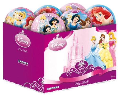 Mondo - Pelota para bebé Princesas Disney (05/367)