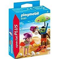 Playmobil 9085 Enfants et châteaux de sable