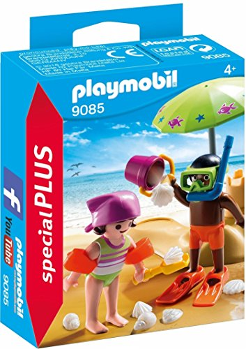 Playmobil 9085 Special Plus Children at The Beach - Multi-colour