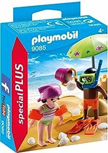 Playmobil Especiales Plus - Niños en la Playa (9085)